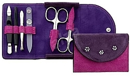 Fragrances, Perfumes, Cosmetics Manicure Set, 6-piece - DuKaS Premium Line PL 216FR