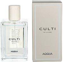 Fragrances, Perfumes, Cosmetics Room Fragrant Spray - Culti Milano Room Spray Aqqua