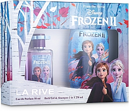 Fragrances, Perfumes, Cosmetics La Rive Frozen - Set (edp/50ml + sg/gel/250ml)
