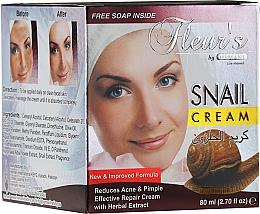 Fragrances, Perfumes, Cosmetics Snail Mucin Cream - Hemani