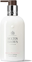 Fragrances, Perfumes, Cosmetics Molton Brown Delicious Rhubarb & Rose Hand Lotion - Body Lotion