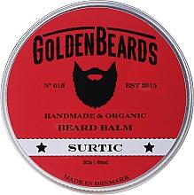 Fragrances, Perfumes, Cosmetics Surtic Beard Balm - Golden Beards Beard Balm