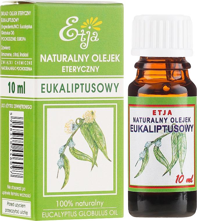 Eucalyptus Natural Essential Oil - Etja Natural Essential Eucalyptus Oil