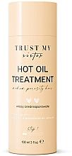 Fragrances, Perfumes, Cosmetics Medium Porosity Hair Oil  - Trust My Sister Medium Porosity Hair Hot Oil Treatment