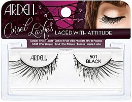 Fragrances, Perfumes, Cosmetics False Lashes - Ardell Lashes Corset Collection Black 501
