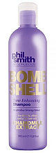 Fragrances, Perfumes, Cosmetics Anti-Yellow Shampoo - Phil Smith Be Gorgeous Bombshell Tone Enhancing Shampoo