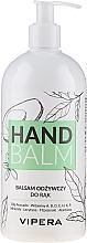 Fragrances, Perfumes, Cosmetics Nourishing Hand Balm - Vipera Nourishing Hand Balm