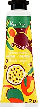 """Fragrances, Perfumes, Cosmetics Hand Cream """"Mango and Passion Fruit"""" - Peggy Sage Fragrant Hand Creams Mango And Passion Fruit"""