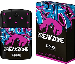 Fragrances, Perfumes, Cosmetics Zippo BreakZone for Her - Eau de Toilette
