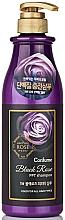 "Fragrances, Perfumes, Cosmetics Hair Shampoo ""Black Rose"" - Welcos Confume Black Rose PPT Shampoo"
