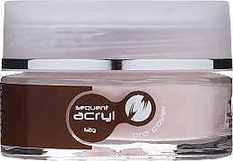 Fragrances, Perfumes, Cosmetics Acrylic Nail Coat, 12g - Silcare Sequent Acryl