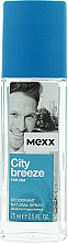 Fragrances, Perfumes, Cosmetics Mexx City Breeze For Him - Deodorant