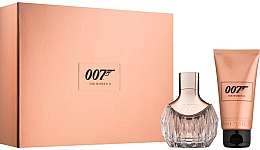 Fragrances, Perfumes, Cosmetics James Bond 007 for Women II - Set (edp/30ml + b/lot/50ml)