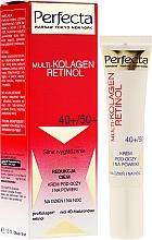 Fragrances, Perfumes, Cosmetics Eye Cream - Dax Cosmetics Perfecta Multi-Collagen Retinol Eye Cream 40+/50+