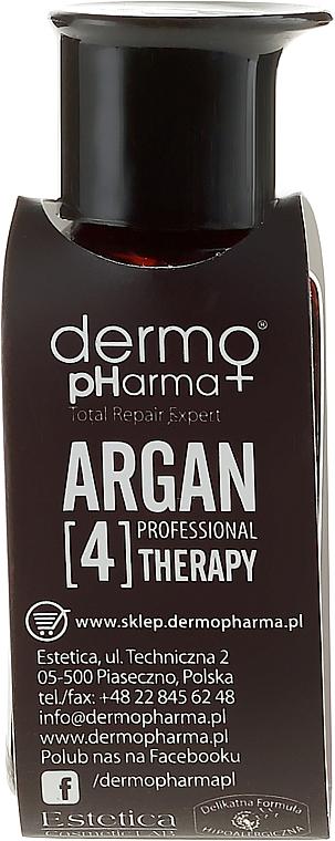 Multiactive Hair & Nail Serum - Dermo Pharma Argan Professional 4 Therapy Multiactive Serum Hair Body Nail Argan
