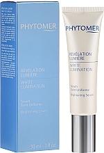 Fragrances, Perfumes, Cosmetics Brightening Serum - Phytomer White Lumination Spot Correction Brightening Serum