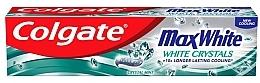 Fragrances, Perfumes, Cosmetics Whitening Toothpaste - Colgate Max White White Crystals