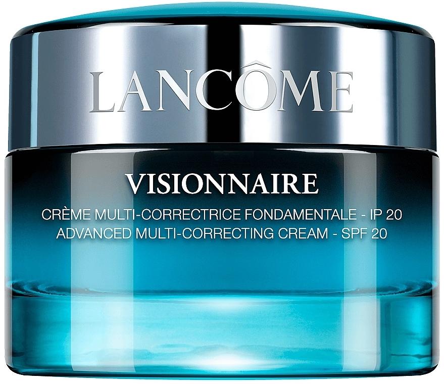 Anti-Aging Facial Correcting Cream SPF20 - Lancome Visionnaire Advanced Multi-Correcting Cream SPF 20