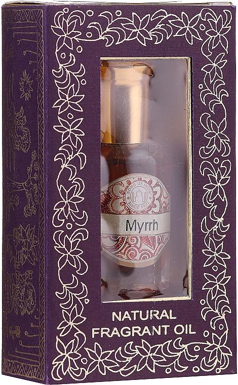 Song Of India Myrrh - Oil Perfume