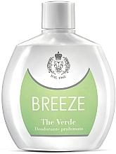 Fragrances, Perfumes, Cosmetics Breeze The Verde - Perfumowany dezodorant w sprayu