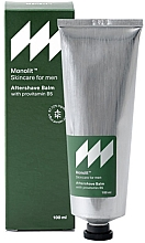 Fragrances, Perfumes, Cosmetics After-Shave Balm with Provitamin B5 - Monolit Skincare For Men Aftershave Balm With Provitamin B5