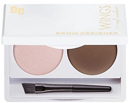 Fragrances, Perfumes, Cosmetics Brow Contouring Palette - AA Cosmetics Wings Of Color Brow Designer