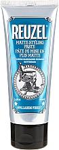 Fragrances, Perfumes, Cosmetics Hair Styling Matte Paste - Reuzel Matte Styling Paste