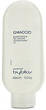Fragrances, Perfumes, Cosmetics Byblos Ghiaccio - Shower Gel