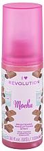 Fragrances, Perfumes, Cosmetics Makeup Fixing Spray - I Heart Revolution Fixing Spray Mocha