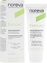 Fragrances, Perfumes, Cosmetics Revitalising Moisturizing Cream - Noreva Laboratoires Exfoliac Cream Reparatrice