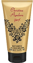 Fragrances, Perfumes, Cosmetics Christina Aguilera Glam X Shower Gel - Shower Gel