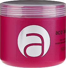 Fragrances, Perfumes, Cosmetics Hair Mask - Stapiz Acid Balance Hair Mask
