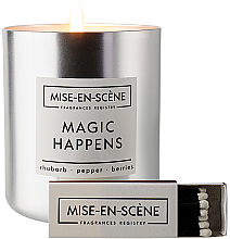 Scented Candle - Ambientair Mise En Scene Magic Happens — photo N2