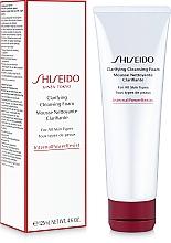 Fragrances, Perfumes, Cosmetics Facial Cleansing Foam - Shiseido Clarifying Cleansing Foam