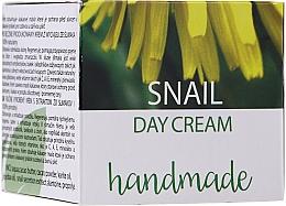Fragrances, Perfumes, Cosmetics Snail Day Face Cream - Hristina Cosmetics Handmade Snail Day Cream