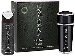 Fragrances, Perfumes, Cosmetics Armaf The Pride Pour Homme - Set (edp/100ml+deo/spray/200ml)