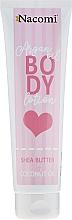 Fragrances, Perfumes, Cosmetics Body Balm - Nacomi Argan Oil Body Lotion Shea Butter & Coconut Oil