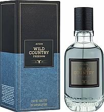 Fragrances, Perfumes, Cosmetics Avon Wild Country Freedom - Eau de Toilette
