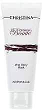 Fragrances, Perfumes, Cosmetics Instant Lifting Grape Mask - Christina Chateau de Beaute Vino Glory Mask