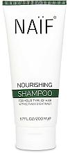 Fragrances, Perfumes, Cosmetics Nourishing Hair Shampoo - Naif Nourishing Shampoo
