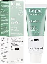Fragrances, Perfumes, Cosmetics Mattifying Face Gel-Cream - Tolpa Dermo Face Strefa T Mattifying Face Gel-Cream