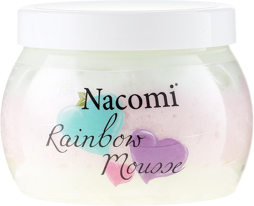 Watermelon Scent Body Mousse - Nacomi Rainbow Mousse
