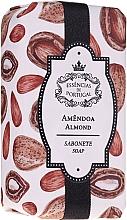 Fragrances, Perfumes, Cosmetics Natural Almond Soap - Essencias De Portugal Natura Almond Soap