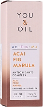 Fragrances, Perfumes, Cosmetics Face Serum - You & Oil Acai Fig Marula