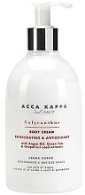 Fragrances, Perfumes, Cosmetics Moisturizing Body Cream - Acca Kappa Calycanthus