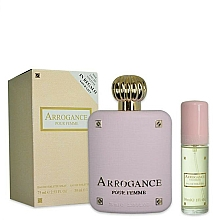 Fragrances, Perfumes, Cosmetics Arrogance Pour Femme - Set (edt/75ml+edt/30ml)