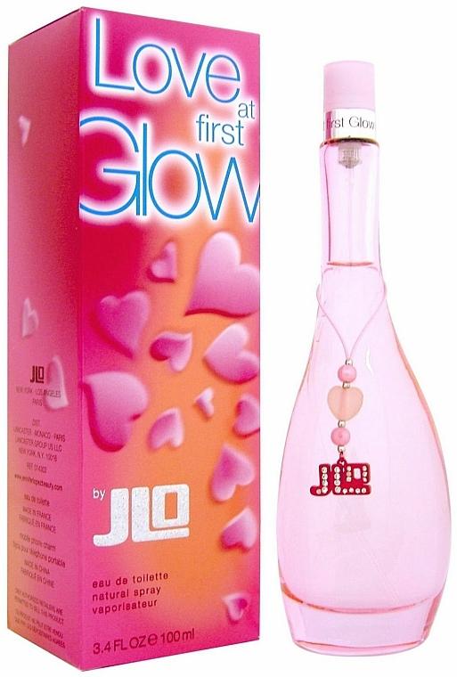 Jennifer Lopez Love at First Glow - Eau de Toilette — photo N1