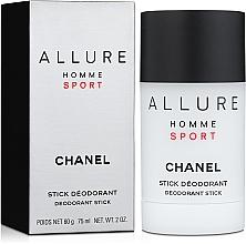 Fragrances, Perfumes, Cosmetics Chanel Allure Homme Sport - Deodorant-Stick