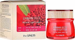 Fragrances, Perfumes, Cosmetics Cream with Telopea Extract - The Saem Urban Eco Waratah Light Cream