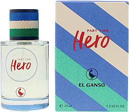 Fragrances, Perfumes, Cosmetics El Ganso Part Time Hero - Eau de Toilette